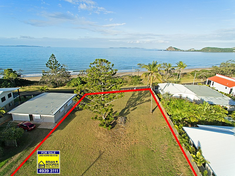 Prime Beachfront 1566m2 Block With 2 Street Frontage